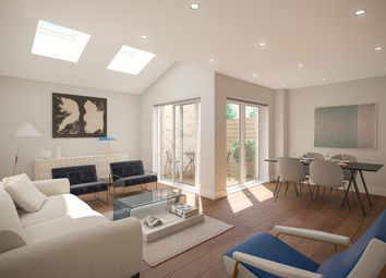 Thumbnail 3 bed flat for sale in London Lane, London