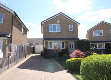 Thumbnail 3 bed detached house for sale in Elder Close, Birstall, Batley