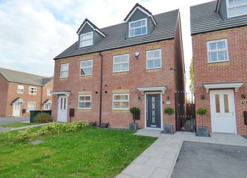 Thumbnail 3 bed semi-detached house for sale in Emily Allen Road, Whitmore Park, Coventry