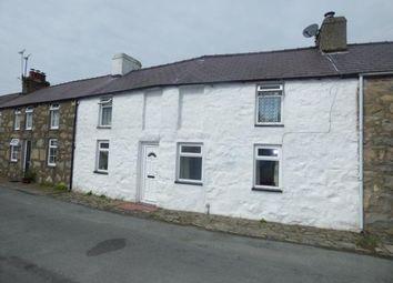Thumbnail 3 bed terraced house for sale in Stryd Y Llan, Nefyn, Pwllheli, Gwynedd
