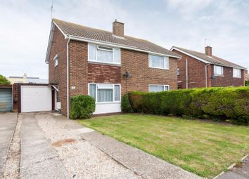 Thumbnail 3 bed semi-detached house for sale in Charles Road, Deal
