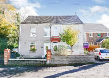 Thumbnail 3 bed semi-detached house for sale in Belgrave Road, Swansea