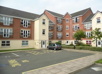 Thumbnail 2 bed flat for sale in Peckerdale Gardens, Spondon, Derby