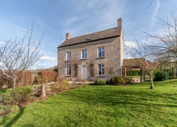 Thumbnail 4 bed detached house for sale in Oxlynch Lane, Standish, Gloucestershire