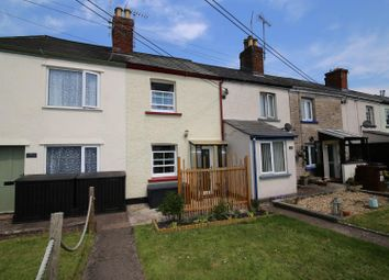 Thumbnail 2 bed terraced house to rent in Chapel Street, Tiverton