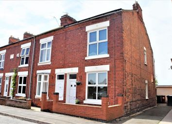 Thumbnail 3 bed end terrace house for sale in Stamford Street, Ratby, Leicester