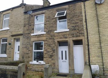 Thumbnail 3 bed terraced house to rent in Lambgates, Hadfield, Glossop