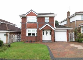 Thumbnail 3 bed detached house for sale in Bracken Way, Crawcrook, Ryton