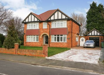 Thumbnail 4 bed detached house for sale in Highland Tarn, Immingham