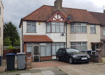 Thumbnail 3 bed semi-detached house to rent in The Ridgeway, London