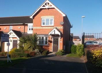 Thumbnail 2 bed mews house for sale in Panton Street, Horwich, Bolton