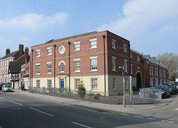 Thumbnail 2 bed flat to rent in Wilbraham Court, Welsh Row, Nantwich