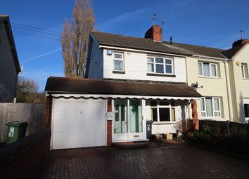 Thumbnail 3 bed semi-detached house for sale in Thorne Road, Willenhall