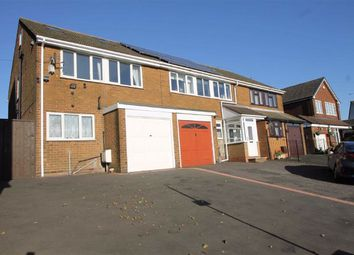 Thumbnail 3 bed semi-detached house for sale in Cinder Bank, Netherton