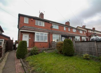 Thumbnail 2 bed end terrace house to rent in Brownhills Road, Tunstall, Stoke-On-Trent