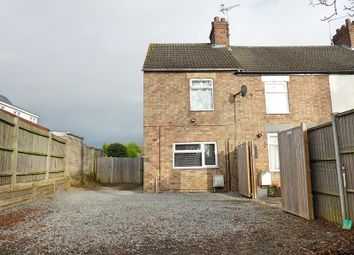 Thumbnail 2 bed end terrace house for sale in Main Street, Yaxley, Peterborough, Cambridgeshire.