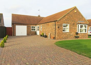 Thumbnail 4 bed detached bungalow for sale in Carisbrooke Way, Weston Hills, Spalding, Lincolnshire