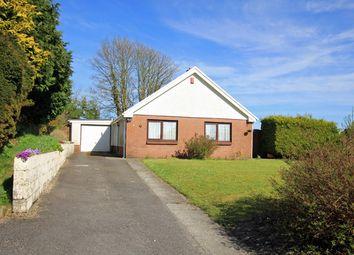 Thumbnail Detached bungalow for sale in Devereaux Drive, Carmarthen, Carmarthenshire