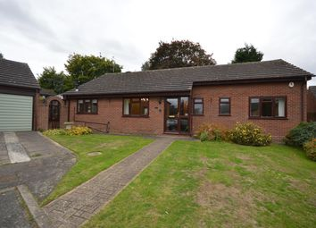 Thumbnail 3 bed bungalow for sale in Stable Close, Littlethorpe, Leicester