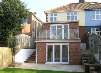 Thumbnail 4 bed semi-detached house for sale in Pier Avenue, Southwold
