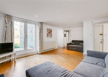 Thumbnail 3 bed flat to rent in Brondesbury Villas, London