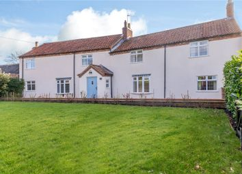 Thumbnail 4 bed detached house for sale in The Green, The Green, Muston, Nottingham