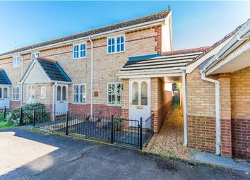Thumbnail 2 bedroom terraced house for sale in Hopkins Close, Cambridge