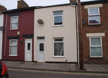 Thumbnail 2 bed terraced house to rent in Bevan Street West, Lowestoft