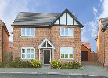 Thumbnail 4 bed detached house for sale in Hartland Drive, Mapperley, Nottinghamshire