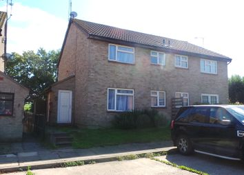Thumbnail 1 bed end terrace house to rent in Furner Close, Crayford