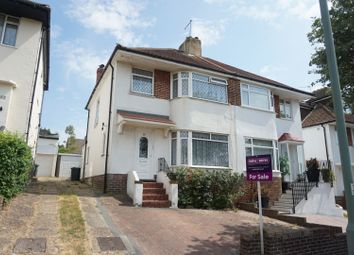 3 bed semi-detached house for sale in Applesham Avenue, Hove BN3