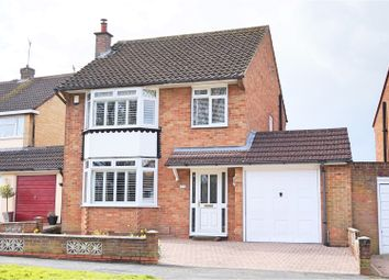 Thumbnail 3 bedroom detached house for sale in Sandringham Road, Swindon