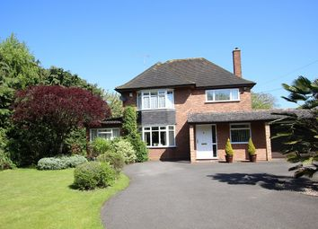 Thumbnail 3 bed detached house for sale in Vicarage Lane, Bramford, Ipswich, Suffolk