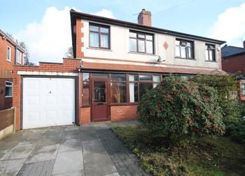Thumbnail 3 bed semi-detached house for sale in Avondale Road, Farnworth, Bolton