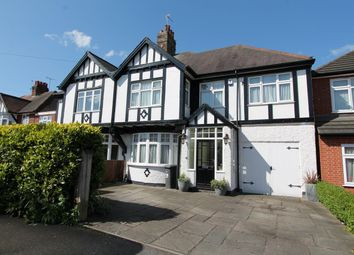 Thumbnail 4 bed semi-detached house for sale in Carisbrooke Road, Leicester
