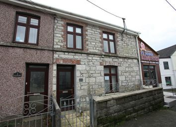 Thumbnail 2 bed terraced house to rent in Village View, Fore Street, St Dennis, St Austell, Cornwall
