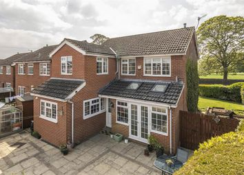 Thumbnail 4 bed detached house for sale in Throstle Nest Close, Otley
