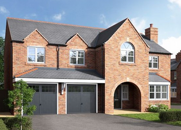 Thumbnail 5 bed detached house for sale in The Eaton, Plot 72, Hinckley Road, Stoke Golding, West Midlands