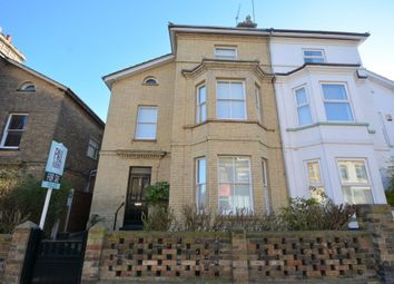 Thumbnail 4 bedroom semi-detached house for sale in London Road South, Lowestoft
