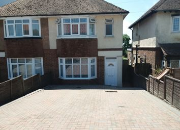 Thumbnail 3 bedroom semi-detached house for sale in The Ridge, Hastings