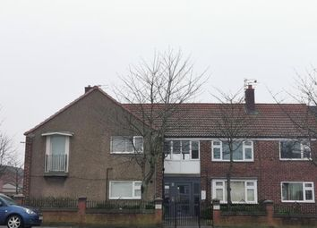 Thumbnail 1 bedroom flat for sale in 133 Gorsey Lane, Ford, Liverpool