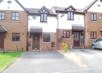Thumbnail 2 bed terraced house to rent in Hemlock Road, Meir Hay, Stoke-On-Trent