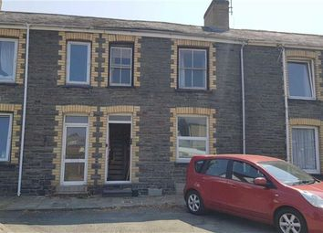 Thumbnail Terraced house for sale in Cambrian Square, Aberystwyth, Dyfed