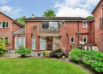 Thumbnail 2 bed flat for sale in Holly Road North, Wilmslow