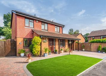 Cox Grove, Burgess Hill RH15. 4 bed detached house