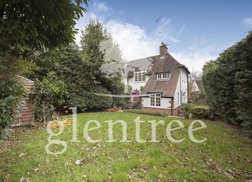 Thumbnail 3 bedroom cottage to rent in Oakwood Road, Hampstead Garden Suburb, London