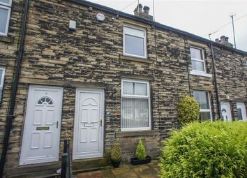Thumbnail 2 bed terraced house for sale in Brunswick Street, Cullingworth, West Yorkshire