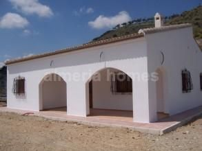 Thumbnail 3 bed villa for sale in Villa Pablo, Oria, Almeria
