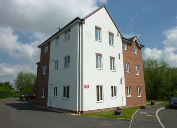 Thumbnail 2 bed flat to rent in Ledbury Court, Off Ledbury Road, Hereford