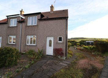 Thumbnail 2 bed semi-detached house for sale in Wellpark Place, Kettlehill, Cupar